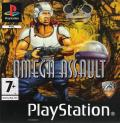Omega Assault PlayStation Front Cover