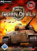 Blitzkrieg: Green Devils Windows Front Cover