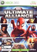 Marvel Ultimate Alliance / Forza Motorsport 2 Xbox 360 Front Cover