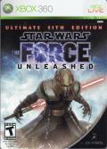 Star Wars: The Force Unleashed (Ultimate Sith Edition) Xbox 360 Front Cover