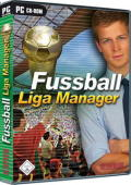 Fussball Liga Manager Windows Front Cover