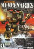 MechWarrior 4: Mercenaries Windows Front Cover
