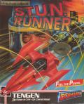 S.T.U.N. Runner Amiga Front Cover