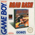 Road Rash Game Boy Front Cover