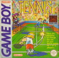 Tennis Game Boy Front Cover