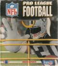 NFL Pro League Football DOS Front Cover