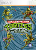Teenage Mutant Ninja Turtles: Turtles in Time Re-Shelled Xbox 360 Front Cover