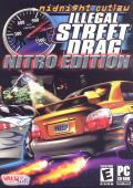 Midnight Outlaw: Illegal Street Drag - Nitro Edition Windows Front Cover
