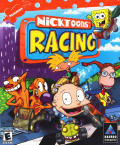 Nicktoons Racing Windows Front Cover