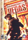 Tom Clancy's Rainbow Six: Vegas Windows Front Cover