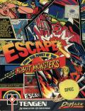 Escape from the Planet of the Robot Monsters ZX Spectrum Front Cover
