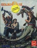 Golden Axe ZX Spectrum Front Cover