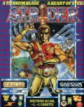 Strider ZX Spectrum Front Cover