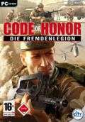 Code of Honor: The French Foreign Legion Windows Front Cover