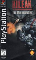 Kileak: The DNA Imperative PlayStation Front Cover
