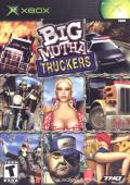 Big Mutha Truckers Xbox Front Cover