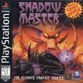Shadow Master PlayStation Front Cover