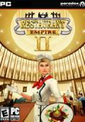 Restaurant Empire II Windows Front Cover