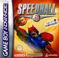 Speedball 2: Brutal Deluxe Game Boy Advance Front Cover