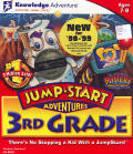 JumpStart Adventures: 3rd Grade - Mystery Mountain Macintosh Front Cover