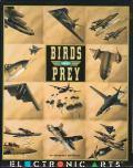 Birds of Prey DOS Front Cover