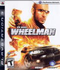 Wheelman PlayStation 3 Front Cover