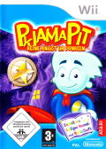 Pajama Sam: No Need to Hide When It's Dark Outside Wii Front Cover
