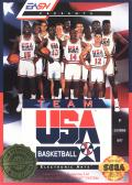 Team USA Basketball Genesis Front Cover