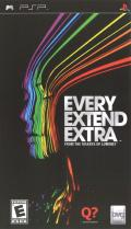 Every Extend Extra PSP Front Cover