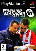 Premier Manager 2003-04 PlayStation 2 Front Cover