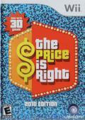 The Price is Right: 2010 Edition Wii Front Cover
