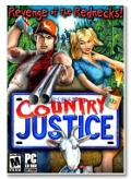 Country Justice: Revenge of the Rednecks Windows Front Cover