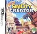 SimCity Creator Nintendo DS Front Cover