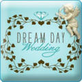 Dream Day Wedding BlackBerry Front Cover