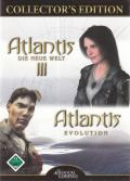 Atlantis Collector's Edition Windows Front Cover