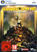 Serious Sam HD: The First Encounter Windows Front Cover