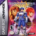 Phantasy Star Collection Game Boy Advance Front Cover