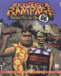 Redneck Rampage: Suckin' Grits on Route 66 DOS Front Cover