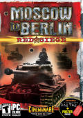 Moscow to Berlin: Red Siege Windows Front Cover