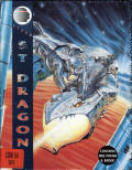 Saint Dragon Commodore 64 Front Cover
