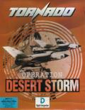 Tornado: Operation Desert Storm DOS Front Cover