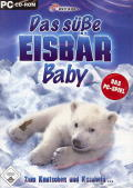 Das süße Eisbär-Baby Windows Front Cover