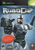RoboCop Xbox Front Cover