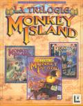 The Curse of Monkey Island DOS Front Cover