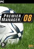 Premier Manager 08 Windows Front Cover