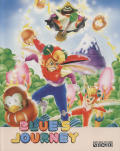 Blue's Journey Neo Geo Front Cover