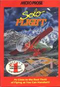 Solo Flight PC Booter Front Cover