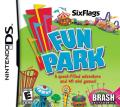 Six Flags Fun Park Nintendo DS Front Cover