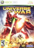 Universe at War: Earth Assault Xbox 360 Front Cover