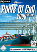 Ports of Call 2008 Deluxe Windows Front Cover